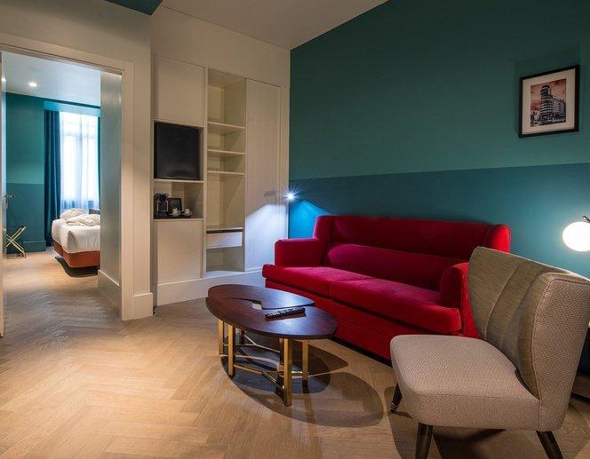 Vincci The Mint Rooms Madrid Official Webside