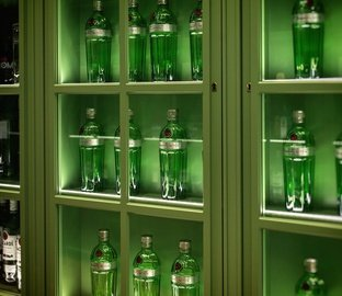 Drinks cabinet VINCCI THE MINT  Madrid